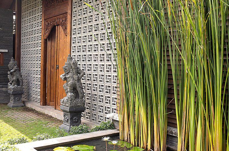 Villa Indrani Entrance | Canggu, Bali