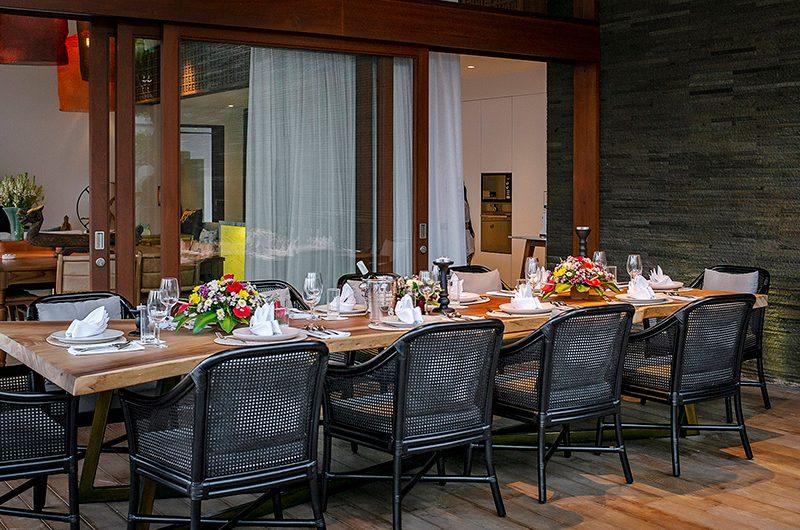 Villa Indrani Dining Area | Canggu, Bali