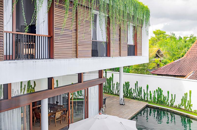 Villa Indrani Second Floor Balcony   Canggu, Bali