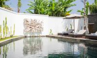 Villa Indrani Classic Pool   Canggu, Bali