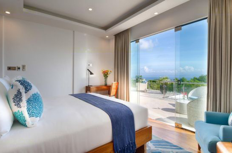 Villa Kalibali Bedroom with Balcony | Uluwatu, Bali