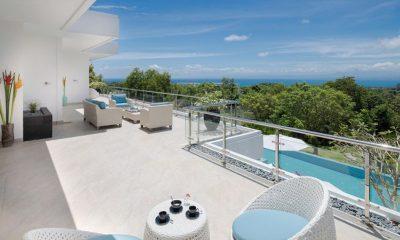 Villa Kalibali Balcony | Uluwatu, Bali