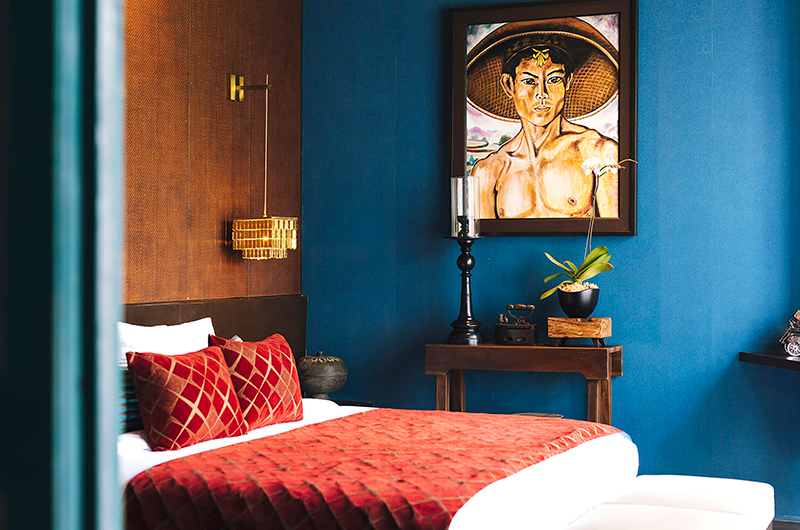 Villa Kayajiwa Bedroom Side | Canggu, Bali