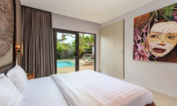 Villa Ohana Bedroom Three | Kerobokan, Bali