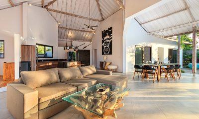 Villa Ohana Living Area | Kerobokan, Bali