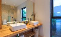 Villa Ohana Bathroom Three | Kerobokan, Bali