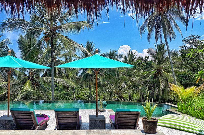 Villa Palem Swimming Pool | Tabanan, Bali