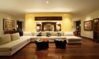 Villa Palem Living Room | Tabanan, Bali