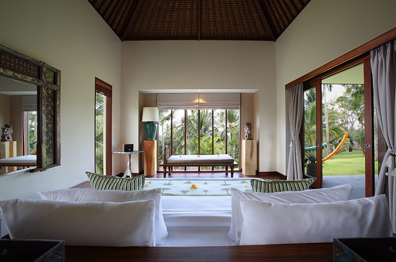 Villa Palem Bedroom with Garden View | Tabanan, Bali