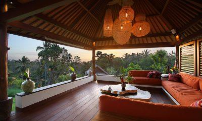 Villa Palem Open Plan Living Area | Tabanan, Bali