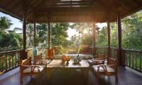 Villa Palem Living Area | Tabanan, Bali