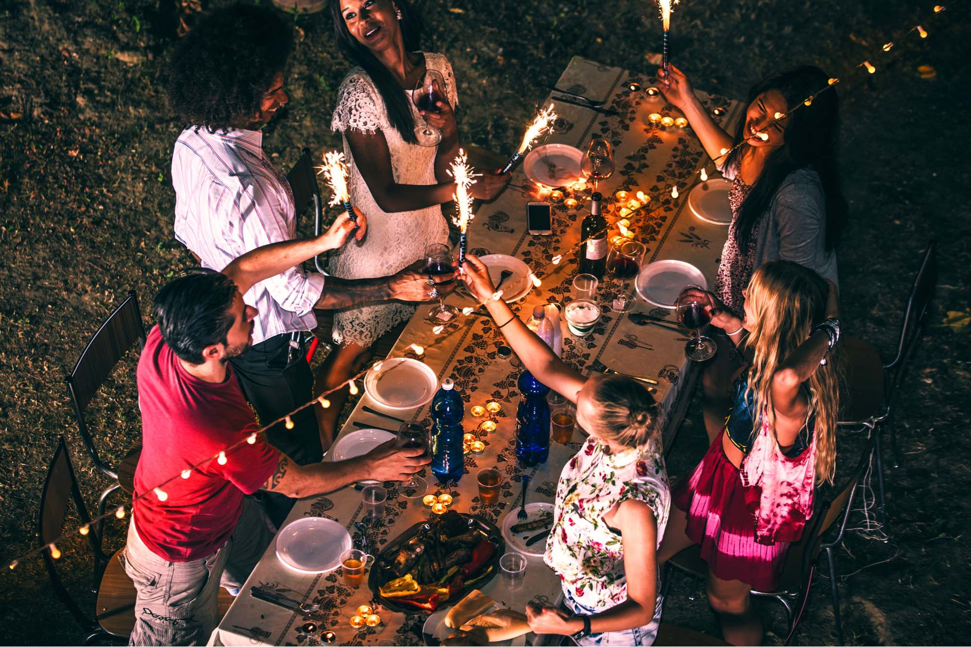 How to Organise an Epic Party in Bali