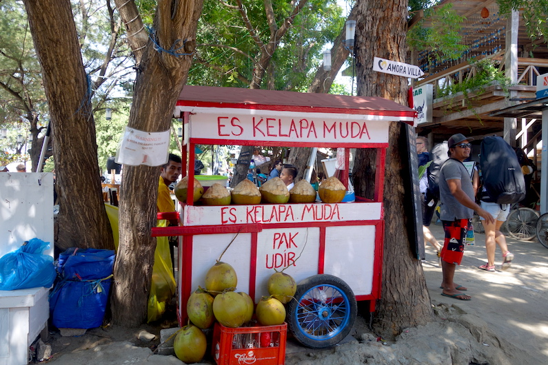 Gili Trawangan Coconut