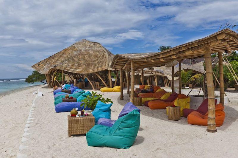 Gili Trawangan Pearl Beach Lounge