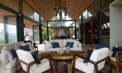 Atulya Residence Living Area | Bophut, Koh Samui