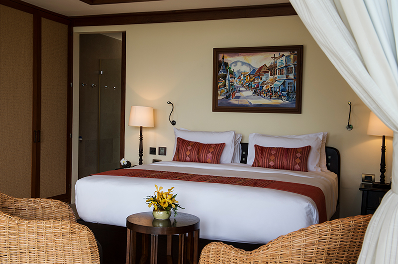 Atulya Residence Bedroom | Bophut, Koh Samui