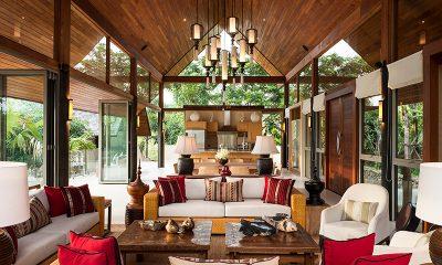 Avasara Residence Living Area | Bophut, Koh Samui