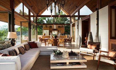 Kalya Residence Living Area | Bophut, Koh Samui