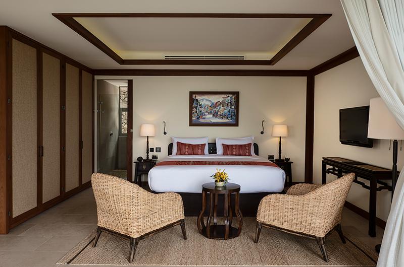 Purana Residence Bedroom | Bophut, Koh Samui