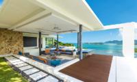 Villa Sangkachai Open Plan Living Area | Choeng Mon, Koh Samui