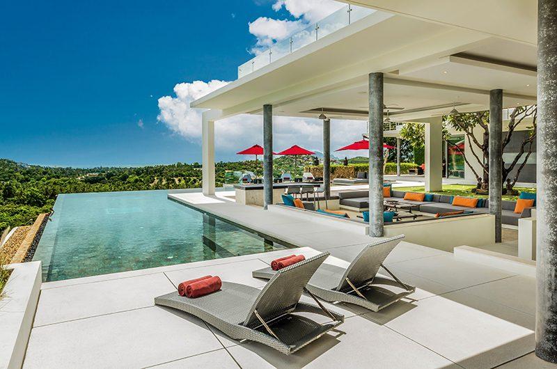 Villa Sangkachai Sun Decks | Choeng Mon, Koh Samui