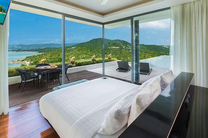Villa Sangkachai Master Bedroom | Choeng Mon, Koh Samui