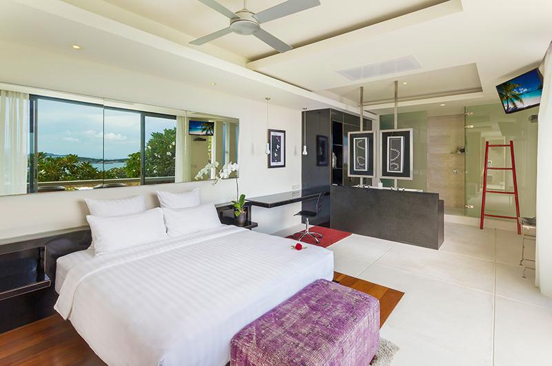 Villa Sangkachai Bedroom Two | Choeng Mon, Koh Samui