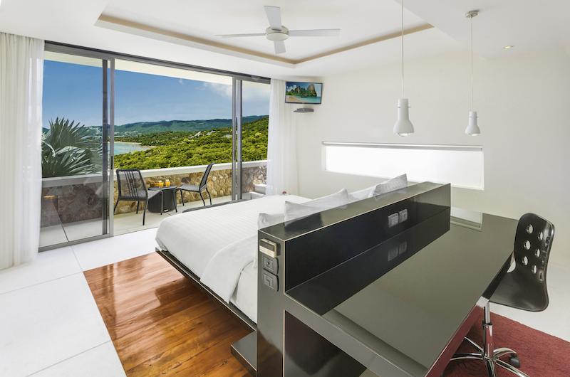 Villa Sangkachai Bedroom One | Choeng Mon, Koh Samui