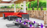 Villa Sangkachai Rooftop Area | Choeng Mon, Koh Samui