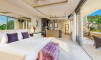 Villa Sangkachai Guest Bedroom Side | Choeng Mon, Koh Samui