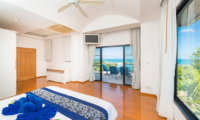 White Stone Bedroom One with Balcony | Nathon, Koh Samui