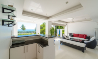 White Stone Seating Area | Nathon, Koh Samui