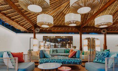 Majo Private Villas Living Room   Gili Trawangan, Lombok
