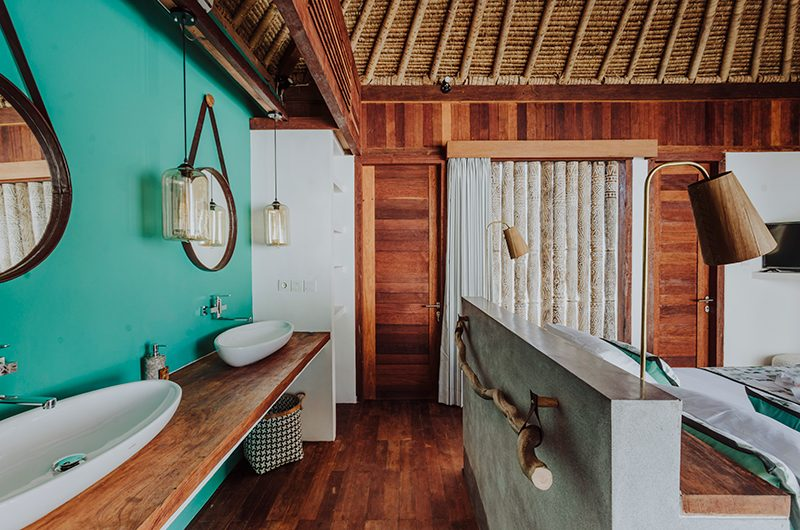 Majo Private Villas Washbasin | Gili Trawangan, Lombok