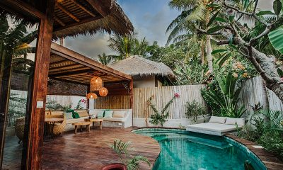Majo Private Villas Swimming Pool | Gili Trawangan, Lombok
