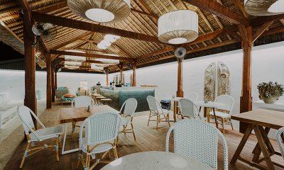 Majo Private Villas Dining Area   Gili Trawangan, Lombok