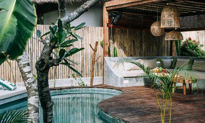 Majo Private Villas Lounge   Gili Trawangan, Lombok
