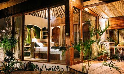 Majo Private Villas Bedroom One   Gili Trawangan, Lombok