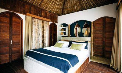 Majo Private Villas Bedroom Side   Gili Trawangan, Lombok