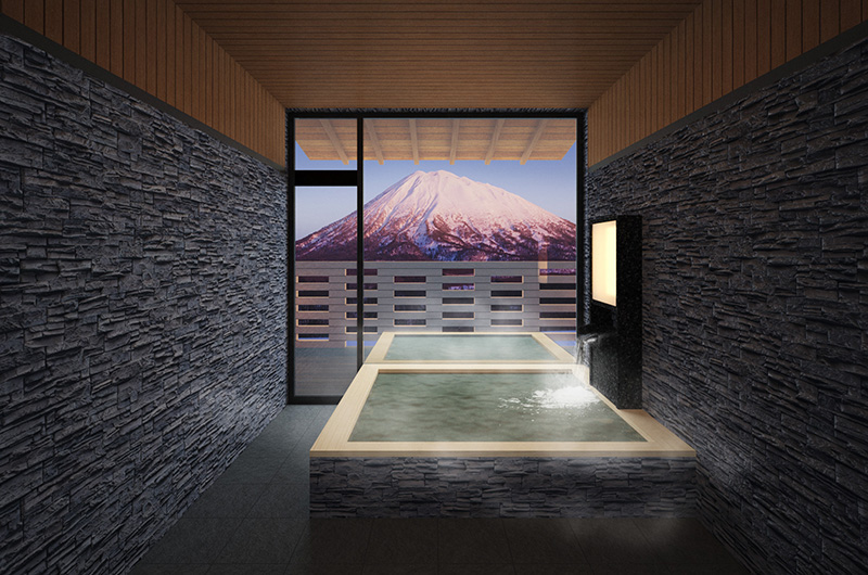 Panorama Niseko Hot Tub | Hirafu, Niseko