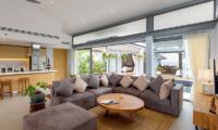 Twin Villas Natai Villa South Living Room | Natai, Phang Nga