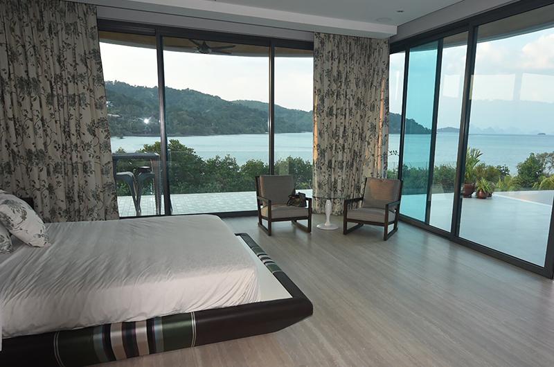 Villa Nautilus Bedroom Area | Ao Po, Phuket