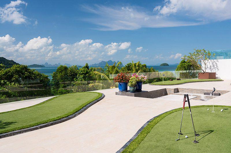 Villa Nautilus Golf Field | Ao Po, Phuket