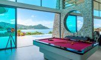 Villa Nautilus Pool Table with Sea View | Ao Po, Phuket