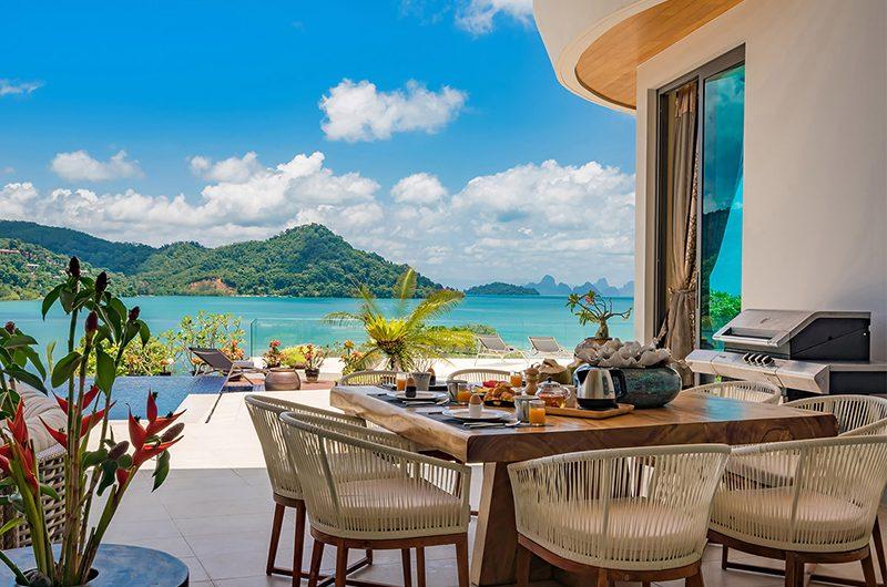 Villa Nautilus Dining Table | Ao Po, Phuket