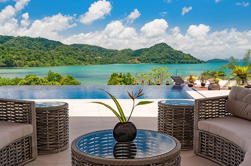 Villa Nautilus Lounge Area | Ao Po, Phuket