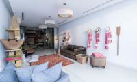 Yamu Villa Bua Downstair Living Area | Cape Yamu, Phuket