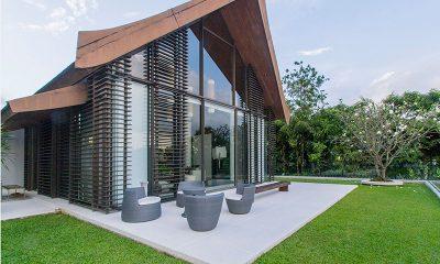 Yamu Villa Bua Seating | Cape Yamu, Phuket