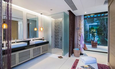 Yamu Villa Bua Bathroom Two | Cape Yamu, Phuket