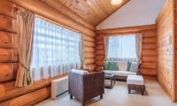 Villa Rusutsu Seating Area | Rusutsu, Japan